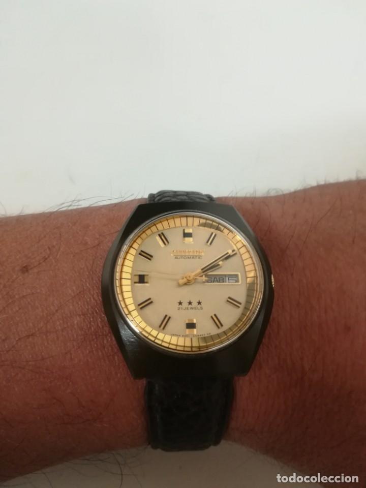 Relojes - Citizen: Reloj Citizen automático años 70 totalmente nuevo 3 estrellas 37 milímetros - Foto 5 - 177716298