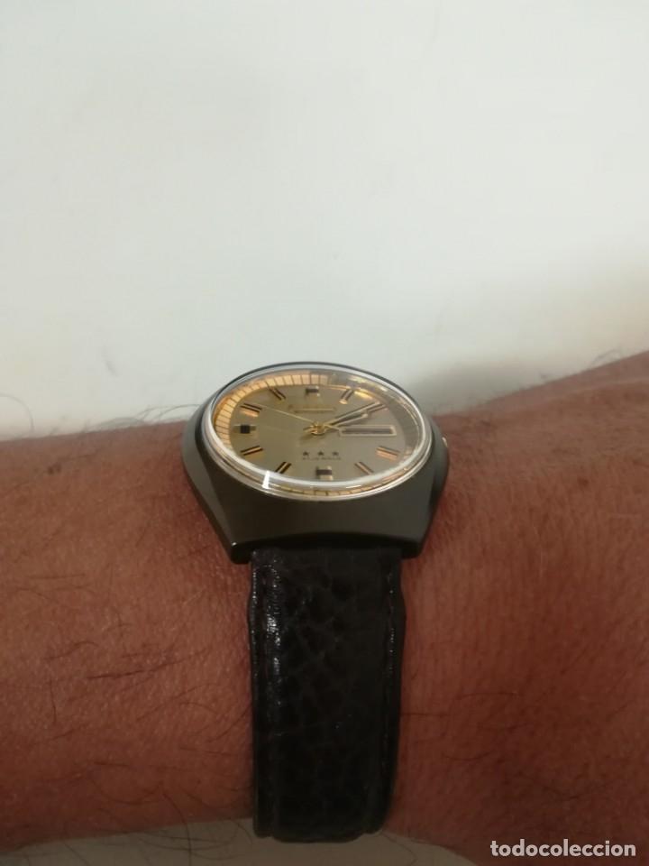 Relojes - Citizen: Reloj Citizen automático años 70 totalmente nuevo 3 estrellas 37 milímetros - Foto 6 - 177716298