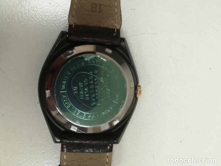 Relojes - Citizen: Reloj Citizen automático años 70 totalmente nuevo 3 estrellas 37 milímetros - Foto 9 - 177716298