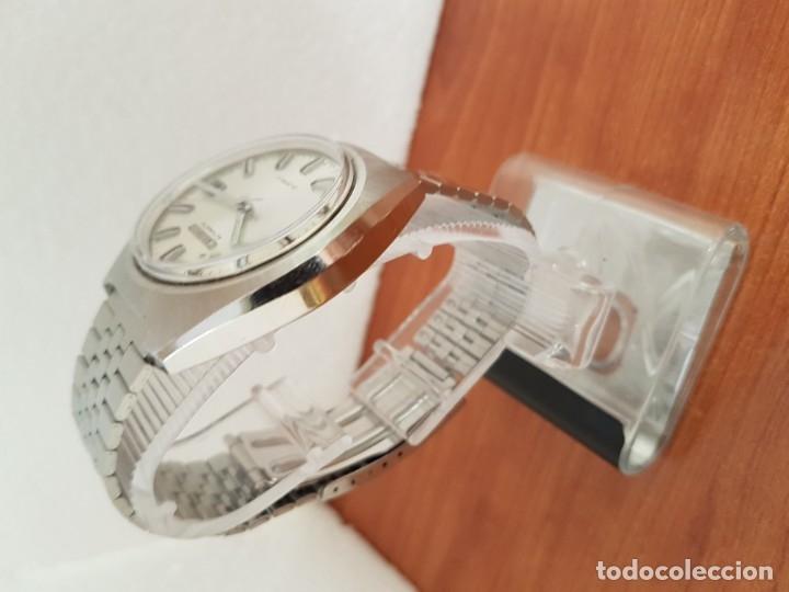 Relojes - Citizen: Reloj caballero (Vintage) CITIZEN acero automático con calendario a las tres horas, correa de acero - Foto 22 - 178300062