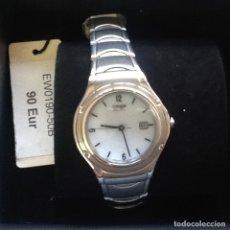 Relojes - Citizen: RELOJ DE PULSERA CITIZEN ECO-DRIVE EW0190-50B. Lote 178837637