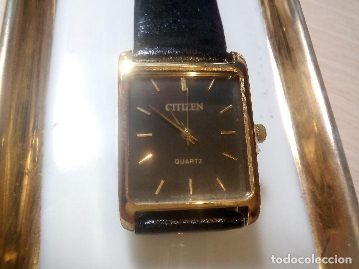 RELOJ PULSERA CITIZEN WATCH CO. (Relojes - Relojes Actuales - Citizen)
