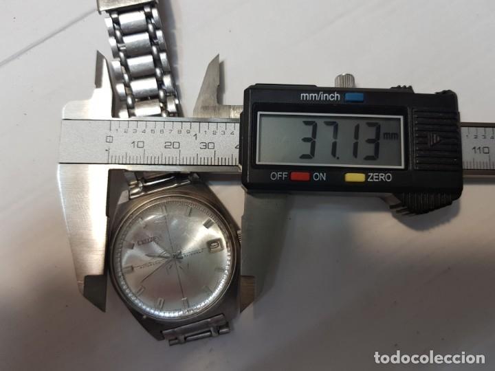 Relojes - Citizen: Reloj antiguo Caballero Citizen Automatic 21 jewels funcionando - Foto 5 - 183022153