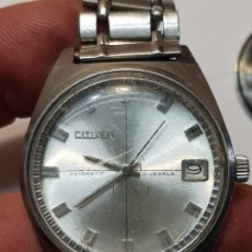 Relojes - Citizen: RELOJ ANTIGUO CABALLERO CITIZEN AUTOMATIC 21 JEWELS FUNCIONANDO. Lote 183022153