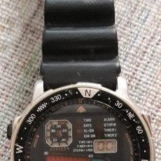 Relojes - Citizen: RELOJ DIGITAL CITIZEN WATCH CO VINTAGE GN-4-S JAPAN. Lote 183284715