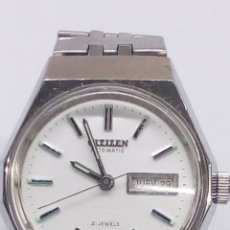 Relojes - Citizen: RELOJ CITIZEN AUTOMATICO CORREA ORIGINAL. Lote 187574700