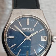 Relojes - Citizen: RELOJ CITIZEN AUTOMÁTICO 21 JEWELS FUNCIONA. Lote 194715003