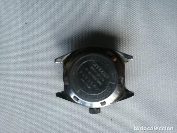 Relojes - Citizen: RELOJ DE PULSERA DE SEÑORA CITIZEN AUTOMÁTICO. - Foto 2 - 196552293