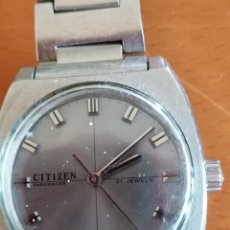 Montres - Citizen: RELOJ ** CITIZEN PARAWATER 21 JEWELS **. Lote 199813887