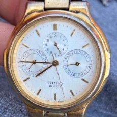 Relojes - Citizen: RELOJ DE PULSERA CITIZEN. Lote 199864050