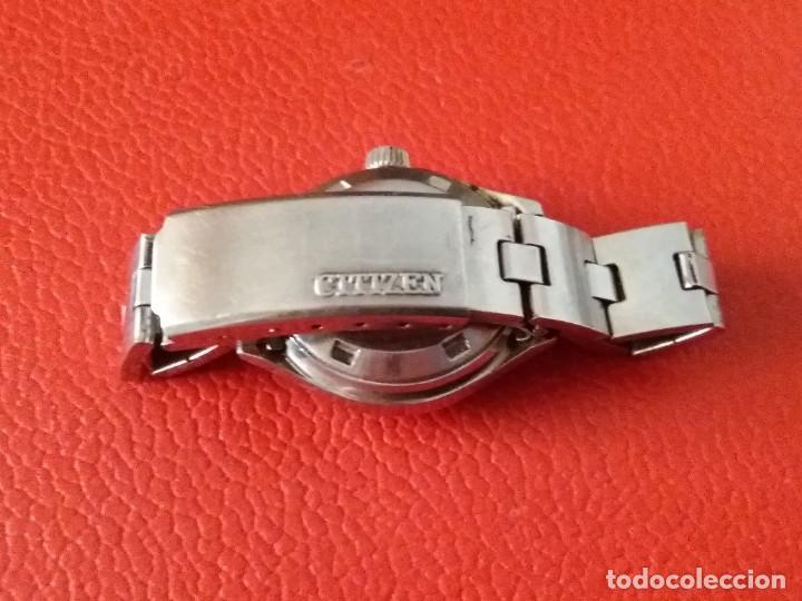 Relojes - Citizen: RELOJ CITIZEN AUTOMÁTICO 17 JEWELS DE MUJER. - Foto 4 - 200806890