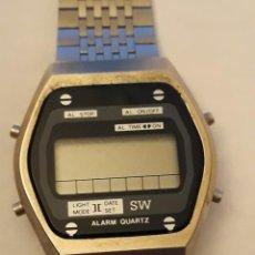Relojes - Citizen: RELOJ DIGITAL SW, PARA REPARAR O PIEZAS. Lote 206180677