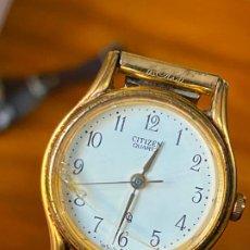 Relojes - Citizen: RELOJ DE PULSERA CITIZEN QUARTZ. Lote 206512111