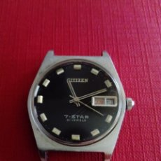 Relojes - Citizen: RELOJ CITIZEN 7 - STAR. Lote 206520525
