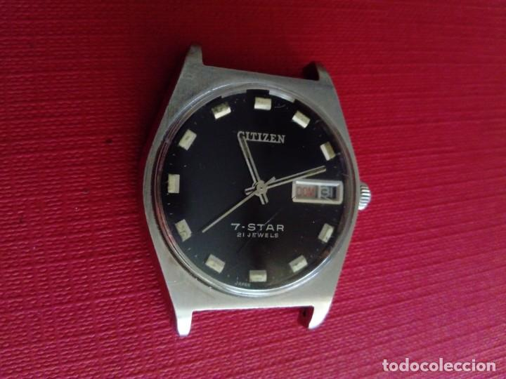 Relojes - Citizen: Reloj Citizen 7 - STAR - Foto 2 - 206520525