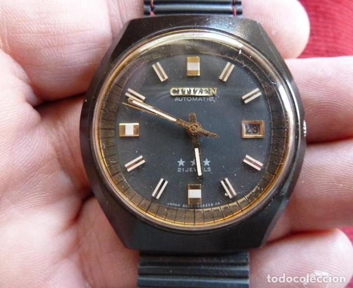 Relojes - Citizen: Reloj de caballero Citicen Custom V2 Brownish - Foto 2 - 209258800