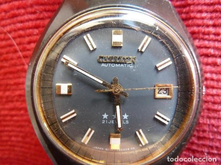 Relojes - Citizen: Reloj de caballero Citicen Custom V2 Brownish - Foto 3 - 209258800