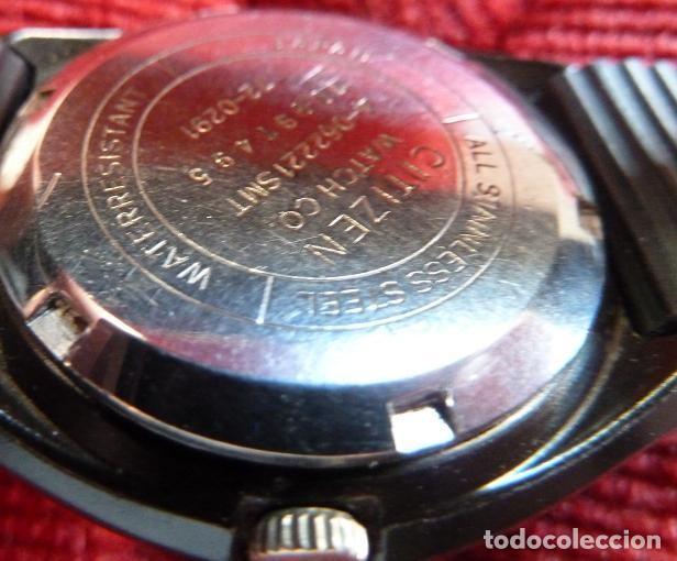 Relojes - Citizen: Reloj de caballero Citicen Custom V2 Brownish - Foto 6 - 209258800