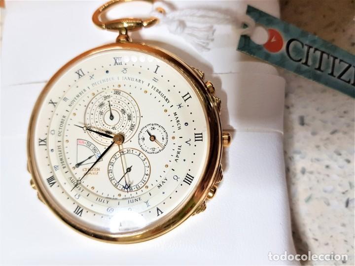 Relojes - Citizen: CITIZEN GRAN COMPLICATION CALENDARIO PERPÉTUO......... - Foto 5 - 210350048