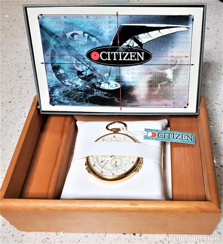 Relojes - Citizen: CITIZEN GRAN COMPLICATION CALENDARIO PERPÉTUO......... - Foto 8 - 210350048