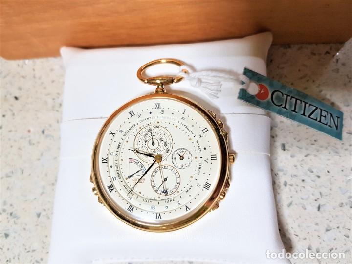 Relojes - Citizen: CITIZEN GRAN COMPLICATION CALENDARIO PERPÉTUO......... - Foto 11 - 210350048