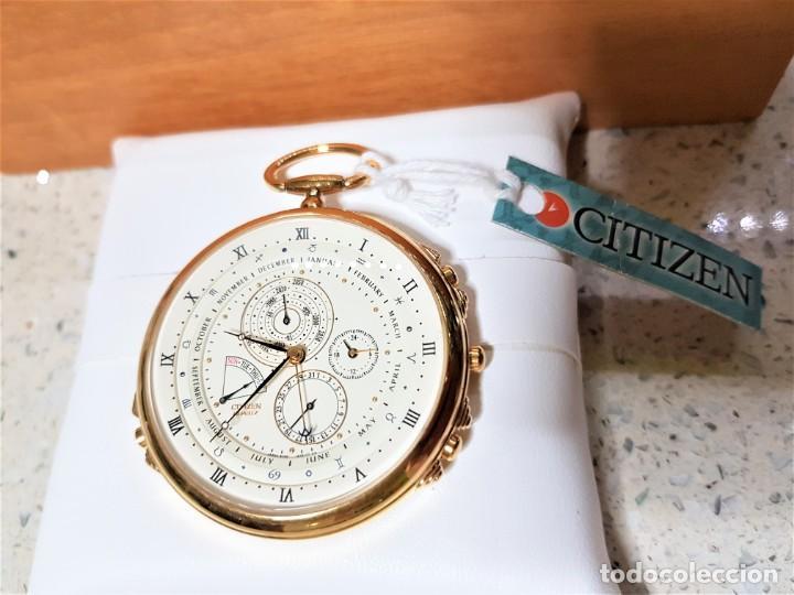 Relojes - Citizen: CITIZEN GRAN COMPLICATION CALENDARIO PERPÉTUO......... - Foto 12 - 210350048