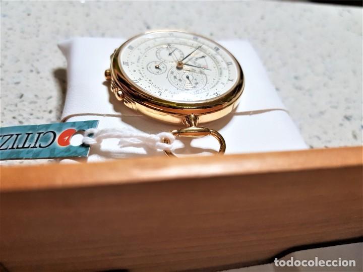 Relojes - Citizen: CITIZEN GRAN COMPLICATION CALENDARIO PERPÉTUO......... - Foto 13 - 210350048