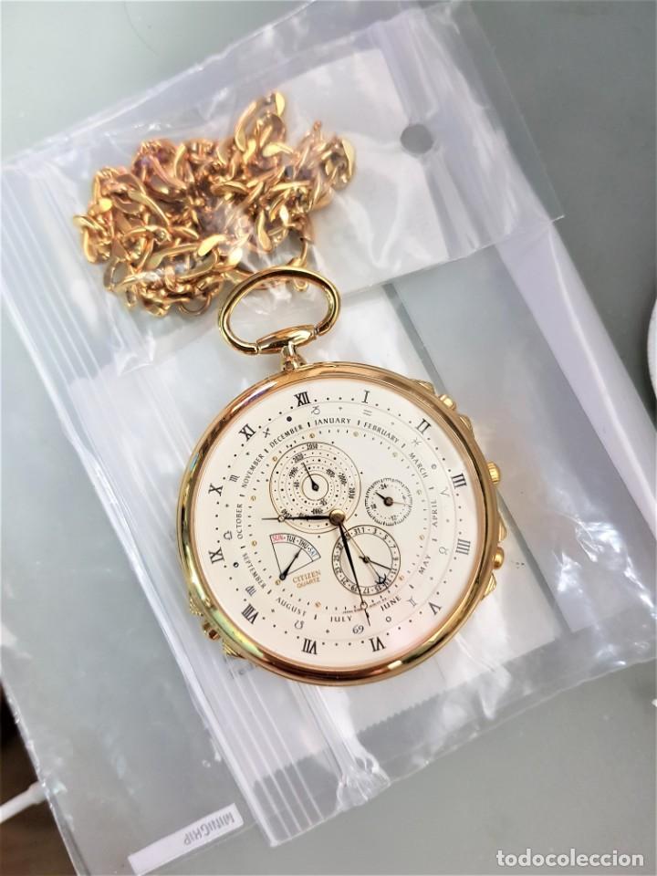 Relojes - Citizen: CITIZEN GRAN COMPLICATION CALENDARIO PERPÉTUO......... - Foto 17 - 210350048