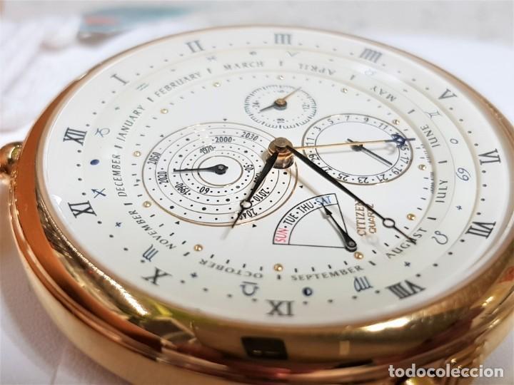 Relojes - Citizen: CITIZEN GRAN COMPLICATION CALENDARIO PERPÉTUO......... - Foto 20 - 210350048