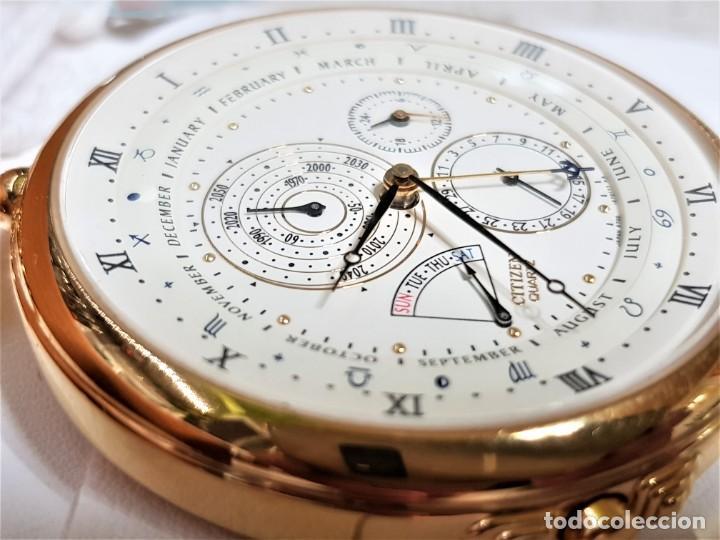 Relojes - Citizen: CITIZEN GRAN COMPLICATION CALENDARIO PERPÉTUO......... - Foto 22 - 210350048