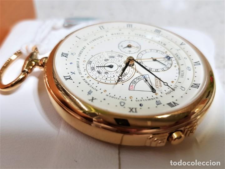 Relojes - Citizen: CITIZEN GRAN COMPLICATION CALENDARIO PERPÉTUO......... - Foto 23 - 210350048