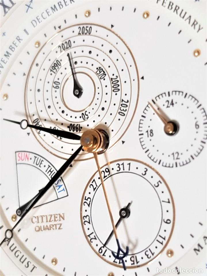 Relojes - Citizen: CITIZEN GRAN COMPLICATION CALENDARIO PERPÉTUO......... - Foto 25 - 210350048