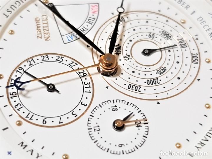 Relojes - Citizen: CITIZEN GRAN COMPLICATION CALENDARIO PERPÉTUO......... - Foto 26 - 210350048