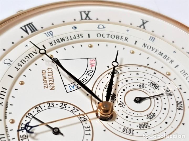 Relojes - Citizen: CITIZEN GRAN COMPLICATION CALENDARIO PERPÉTUO......... - Foto 27 - 210350048