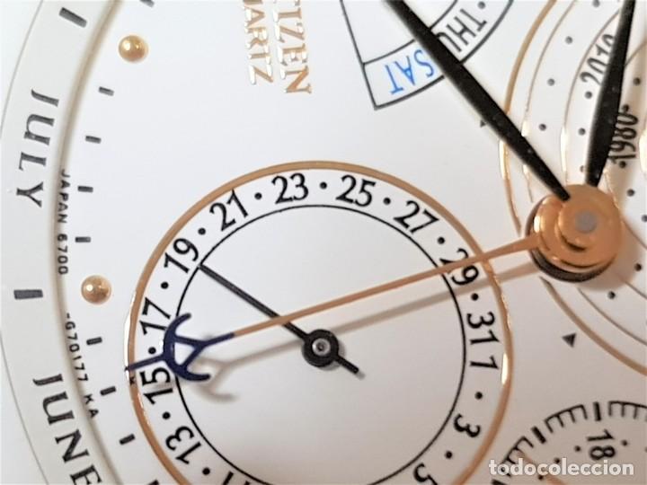 Relojes - Citizen: CITIZEN GRAN COMPLICATION CALENDARIO PERPÉTUO......... - Foto 30 - 210350048