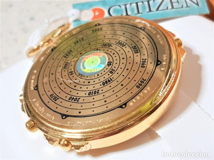 Relojes - Citizen: CITIZEN GRAN COMPLICATION CALENDARIO PERPÉTUO......... - Foto 37 - 210350048