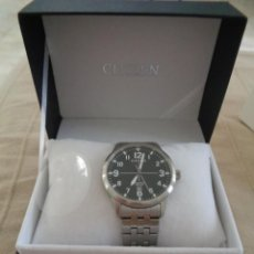 Relojes - Citizen: CITIZEN QUARTZ DIAL NEGRO. Lote 210690140
