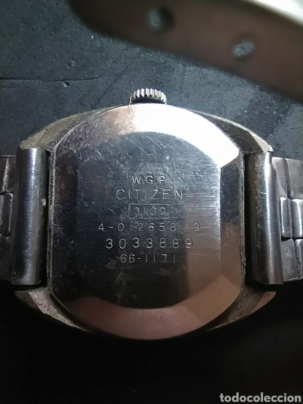 Relojes - Citizen: Reloj CITIZEN Antiguo 21 dewels - Foto 3 - 211999345
