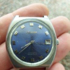 Relojes - Citizen: RELOJ AUTOMÁTICO CITIZEN. Lote 214101191