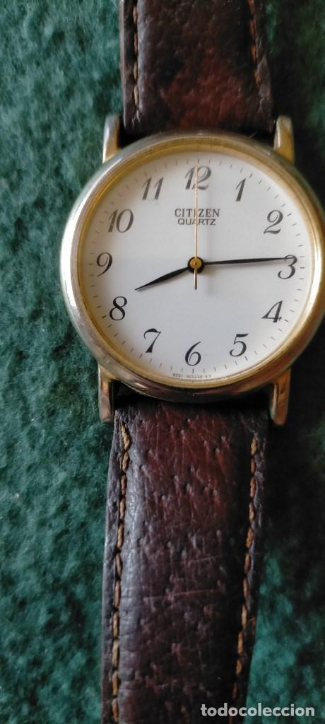 RELOJ PULSERA CITIZEN QUARTZ (Relojes - Relojes Actuales - Citizen)