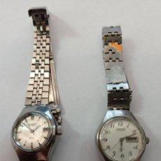 Relojes - Citizen: 2 RELOJES PULSERA SEÑORA MARCA CITIZEN. Lote 215763088