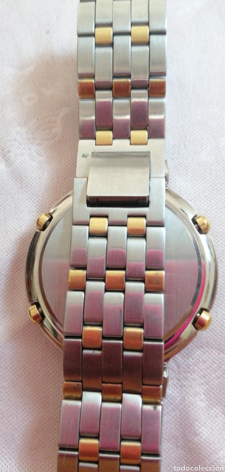 Relojes - Citizen: RELOJ DE PULSERA MARCA CITIZEN QUARTZ ALARM CHRONOGRAPH SEMINUEVO - Foto 6 - 215996823