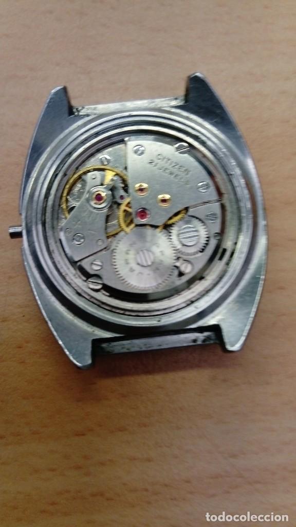 Relojes - Citizen: Reloj Citizen de cuerda para piezas o reparación - Foto 4 - 217340105