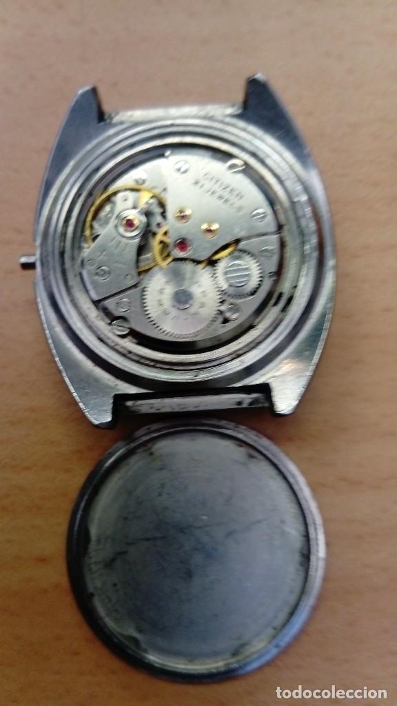 Relojes - Citizen: Reloj Citizen de cuerda para piezas o reparación - Foto 5 - 217340105