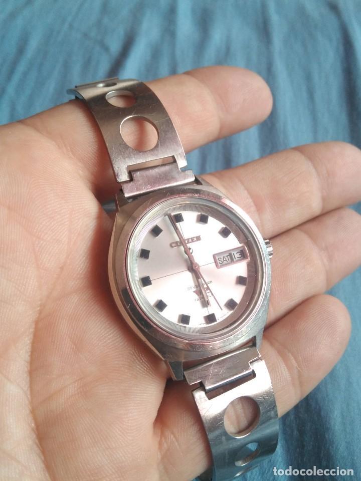 Relojes - Citizen: DIFICIL CITIZEN V2 SEVEN-STAR 1970 AUTOMATICO 23 RUBIS PARAWATER CALENDARIO VINTAGE MADE IN JAPAN - Foto 2 - 173314274