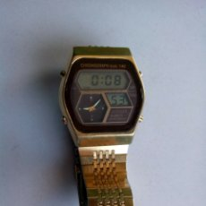 Relojes - Citizen: RELOJ CITIZEN CHRONOGRAPH DUAL TIME, FUNCIONANDO,. Lote 218949756
