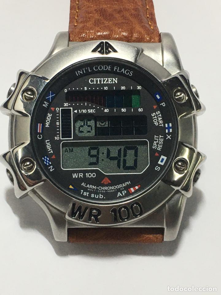 RELOJ CITIZEN PROMASTER WR 100 COMO NUEVO (Relojes - Relojes Actuales - Citizen)
