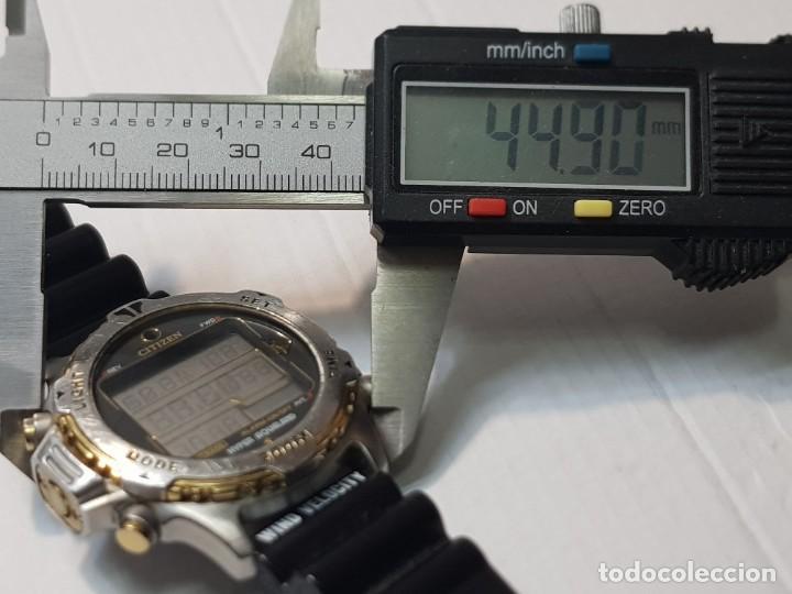 Relojes - Citizen: Reloj Caballero Buceo Citizen Promaster Hyper Aqualand 200 M funcionando escaso - Foto 7 - 221496711