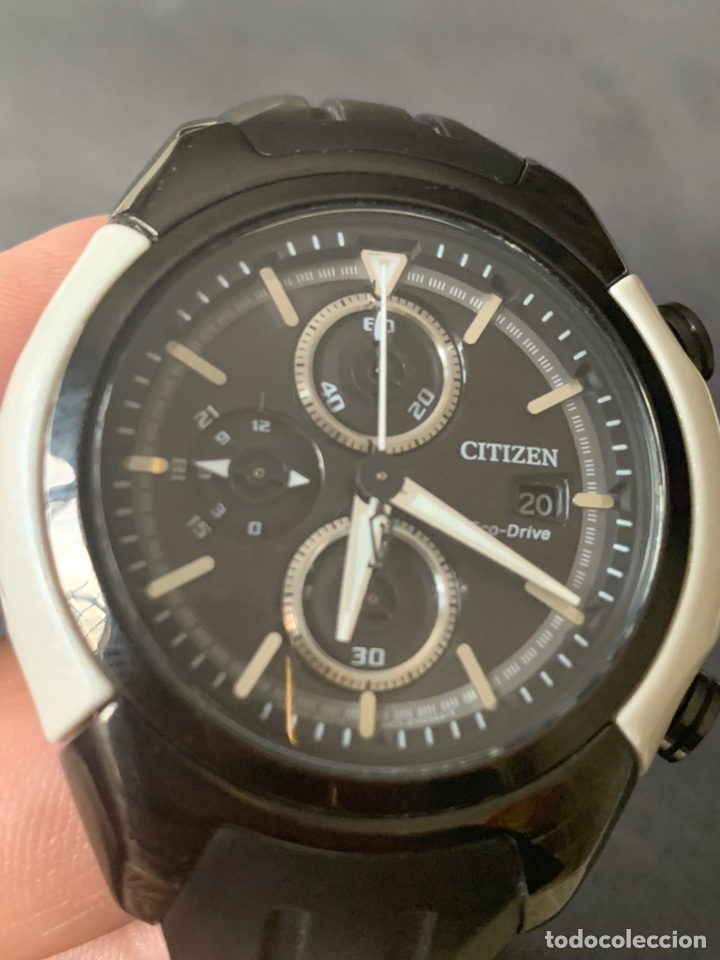 Relojes - Citizen: Citizen Eco-Drive solar Impecable Alta calidad - Foto 3 - 221810495