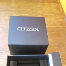 Relojes - Citizen: LOTE DE 5 CAJAS CON ESTUCHES DE RELOJ CITIZEN. Lote 221915941